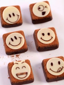 Chocolate dễ thương