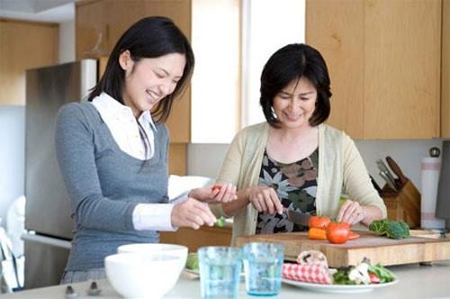 Dành tặng mẹ những món ăn yêu thích