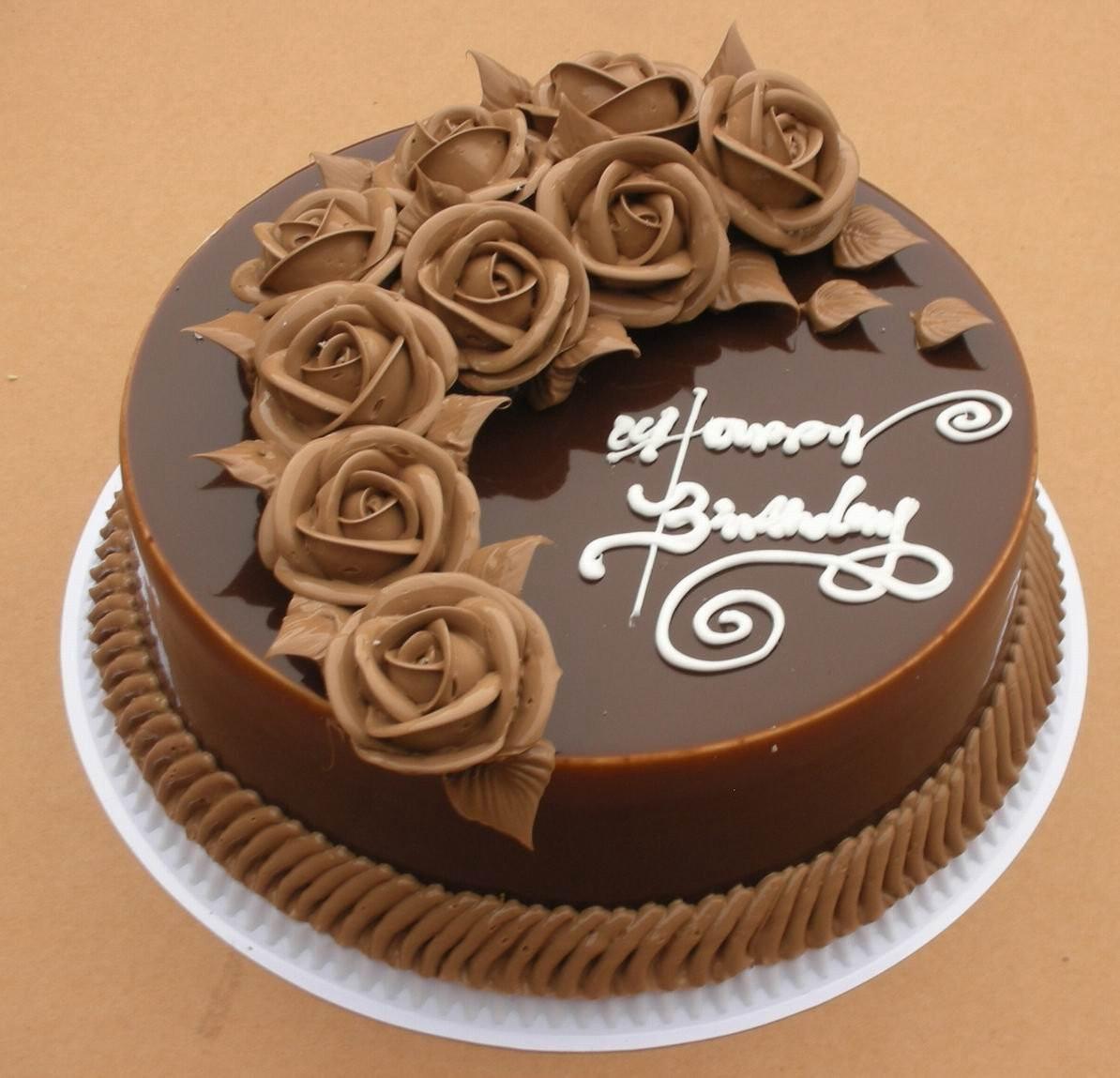 Hình quà sinh nhật là bánh kem
