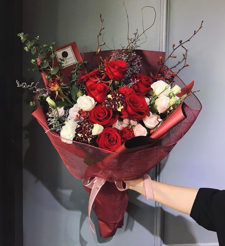 Hoa hồng tượng trưng cho tình yêu