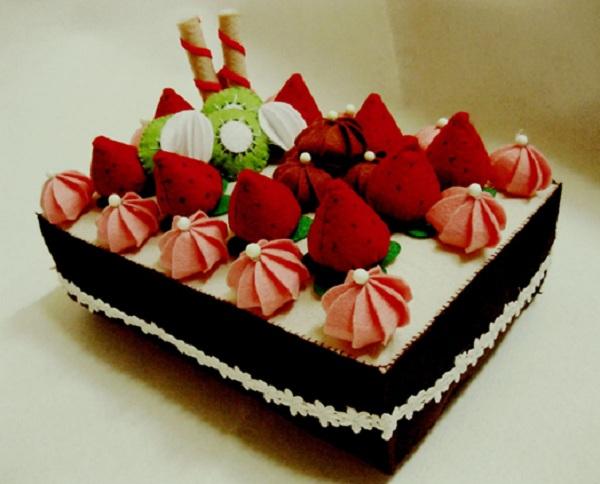 Bánh gato handmade