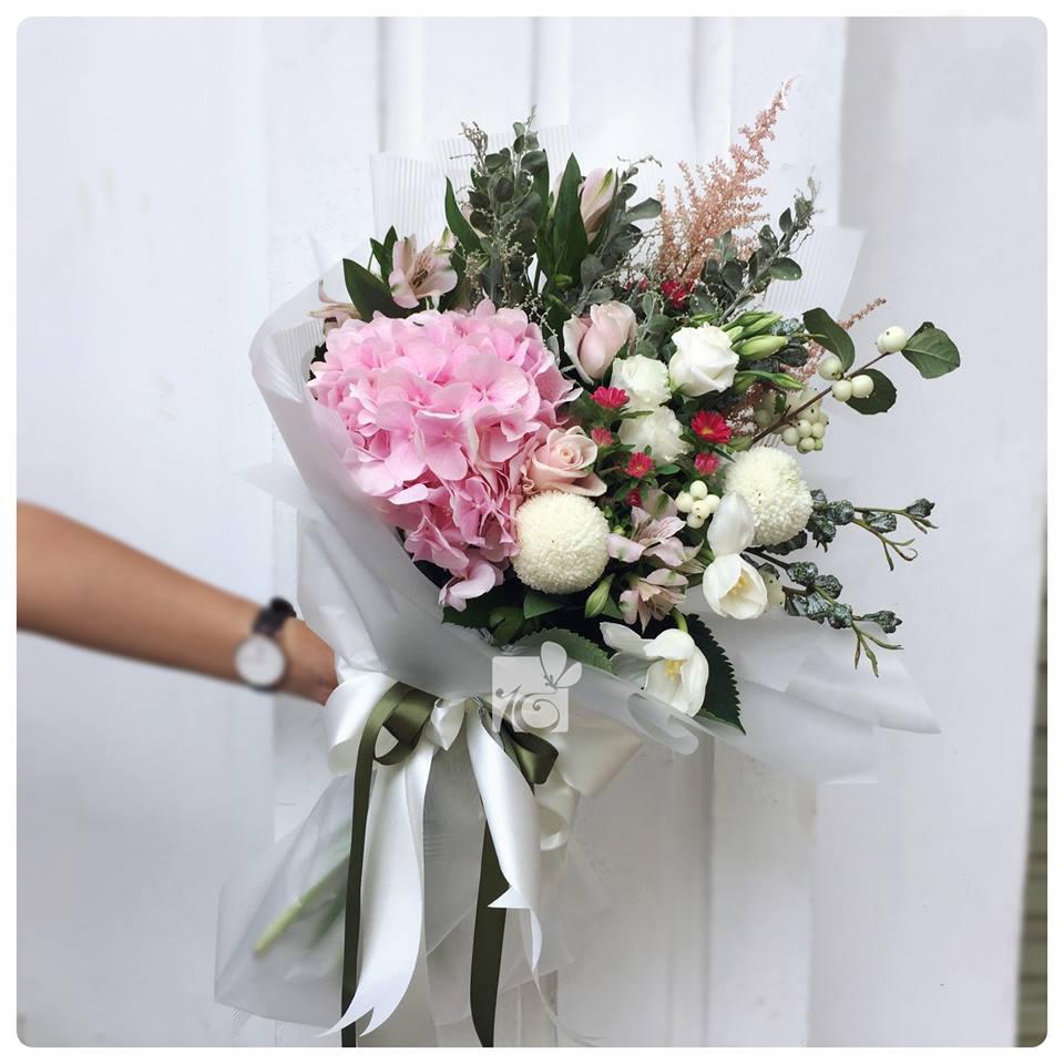 Một gợi ý khác để chọn hoa
