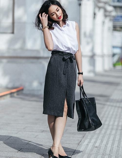Làm đẹp cho vợ bằng những bộ đồ do chính tay bạn chọn lựa
