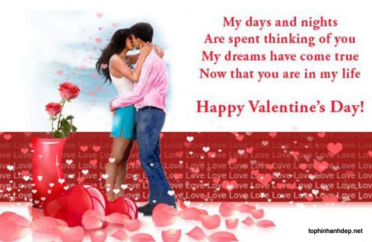 Valentine nên tặng gì cho người yêu?