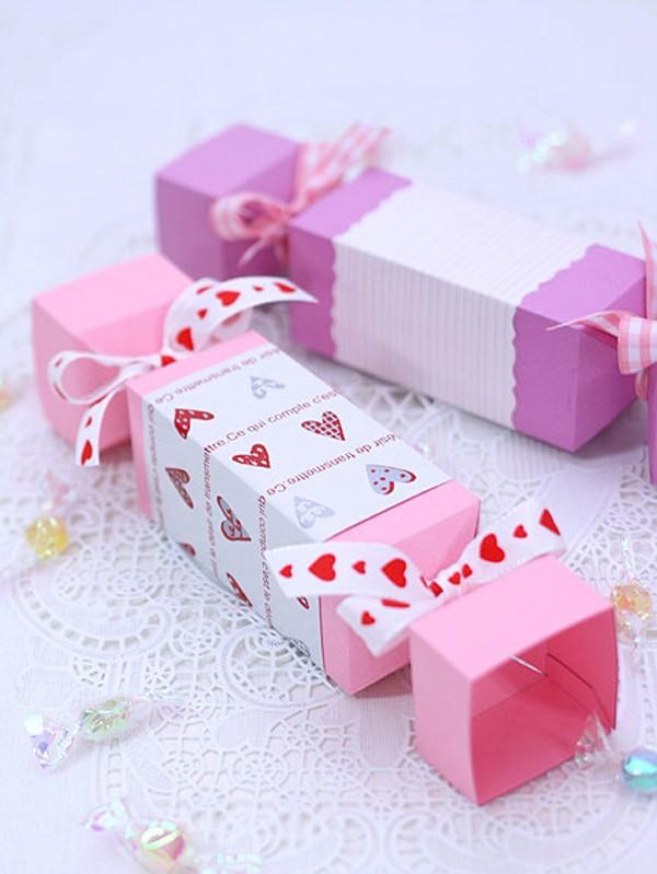 Hộp quà handmade nhỏ nhắn, đáng yêu