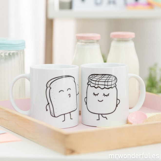 Những cặp cốc đôi thú vị