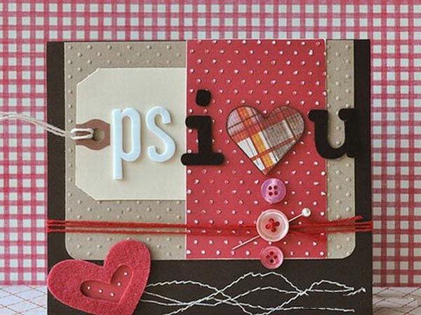 Thiệp valentine đáng yêu