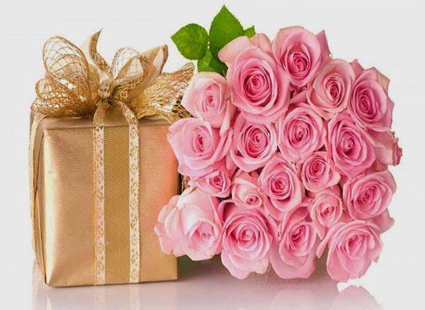 Những bông hoa thay cho tấm lòng của bạn