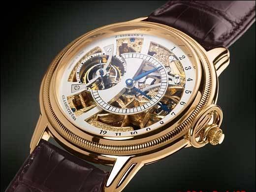Đồng hồ đeo tay sang trọng
