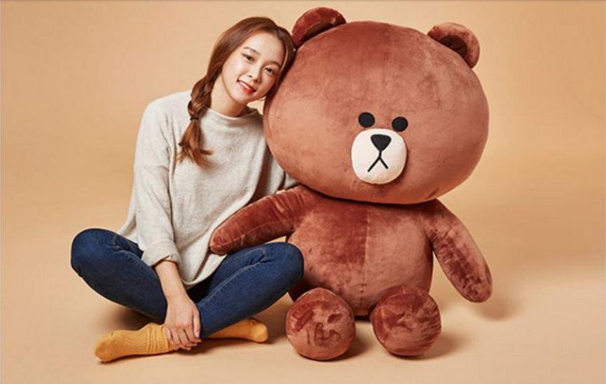 Gấu bông tặng sinh nhật siêu dễ thương