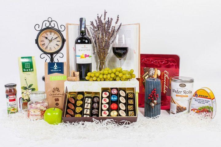 Gợi ý một số món quà tặng khách hàng dịp cuối năm