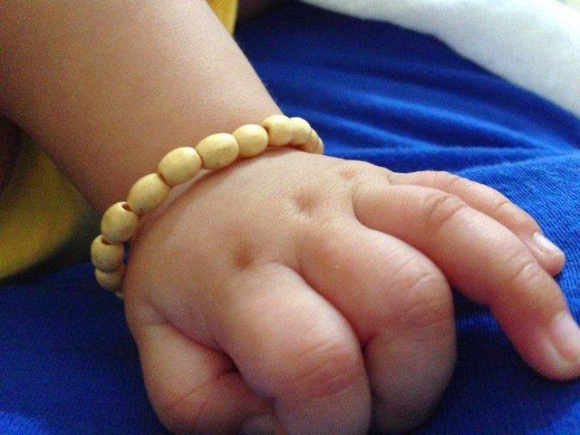 Quà tặng em bé mới sinh cực kì dễ thương