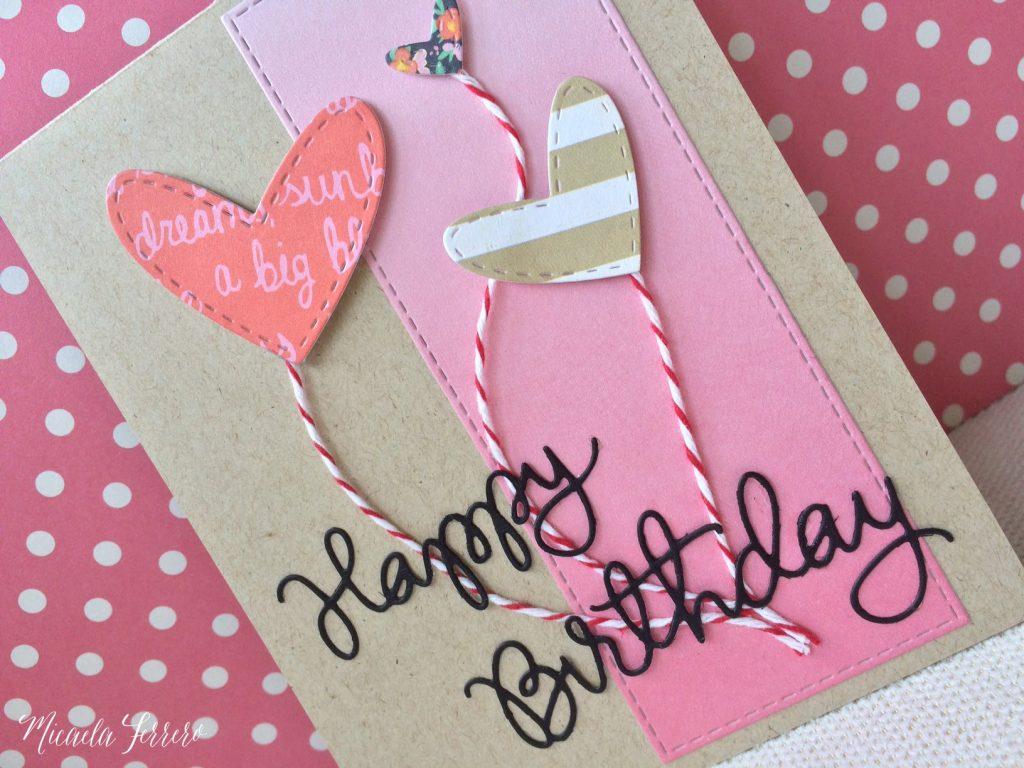 Mẫu thiệp sinh nhật cho bé CUN NGẦU và siêu dễ thương