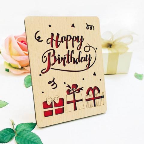 7 tấm thiệp sinh nhật bạn trai kèm theo lời chúc ngọt ngào nhất