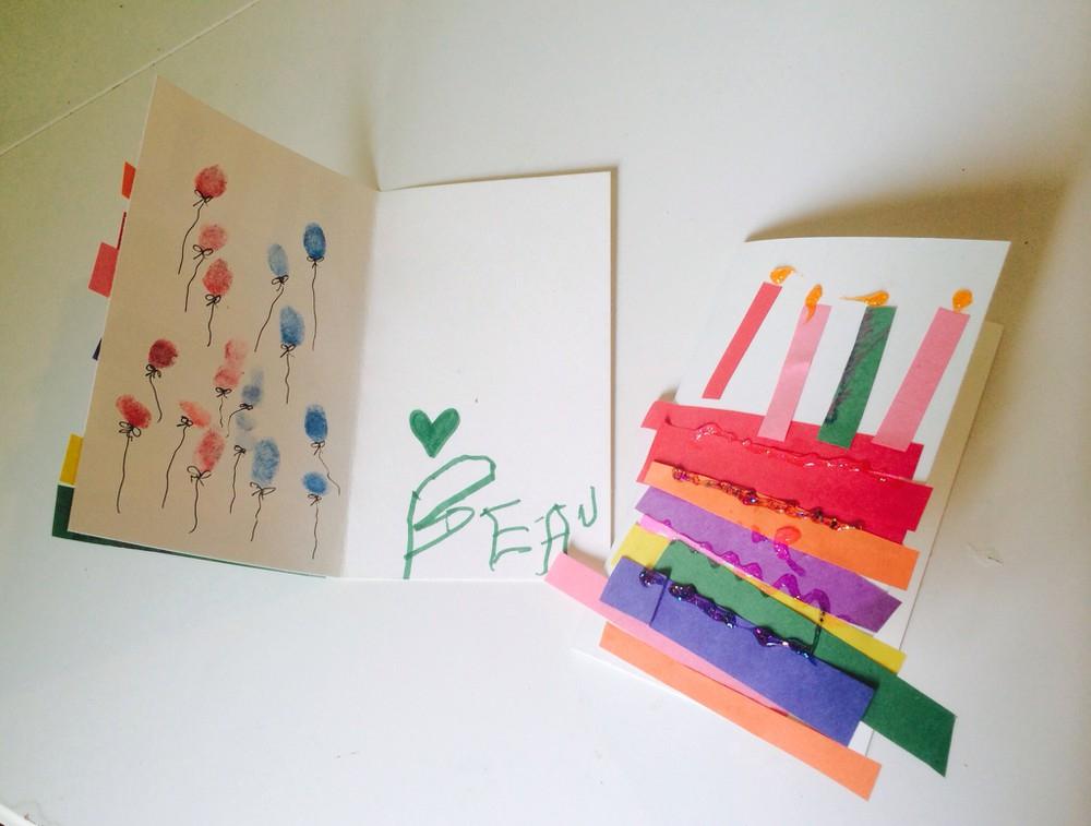 Tuyển tập những mẫu thiệp sinh nhật vẽ tay dễ thương năm 2019