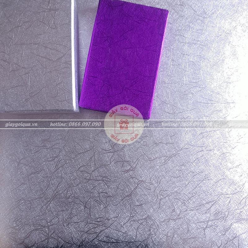 Giấy gói quà cao cấp vân long - CC22