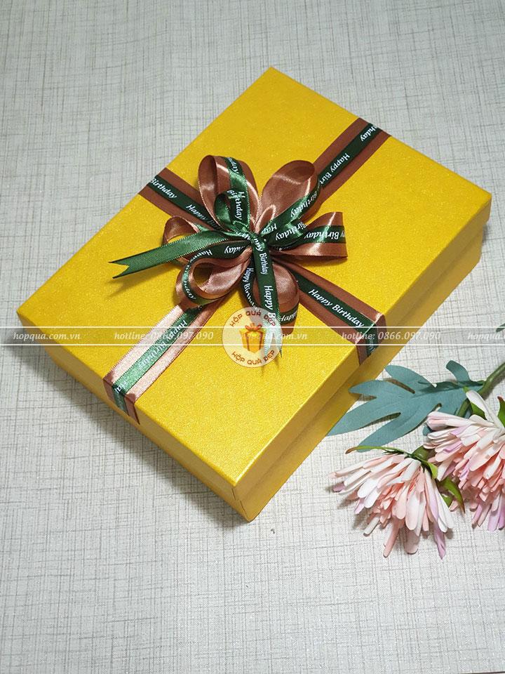 Tổng hợp những mẫu gói quà đẹp mà bạn phải thổn thức