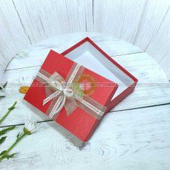 Hộp quà tặng đẹp HQ02 - Kích thước 23x13x7