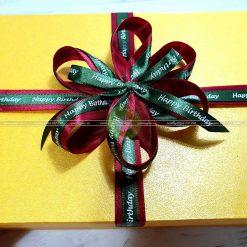 Hộp quà tặng sinh nhật HQ06 - Kích thước 23x13x7
