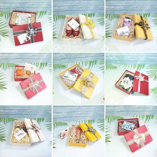 Một số các mẫu hộp quà tặng đẹp tại Quà Tặng Độc