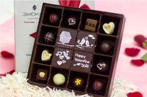 Tại sao tặng quà valentine Socola chẳng qua giờ hết HOT ?