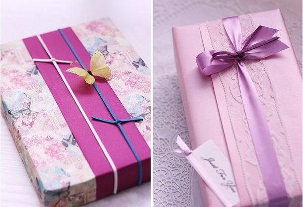 Gợi ý cách gói quà đẹp chỉ với 5 phút thực hiện