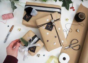 5+ cách gói quà từ giấy vitage vừa đơn giản nhưng không hề đơn điệu